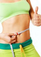 уменьшение объема жира