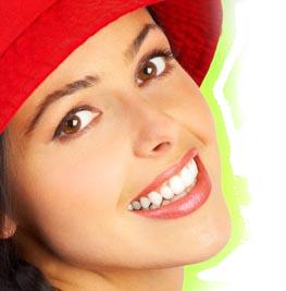 Чистка зубов в подарок